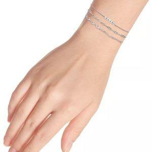 Giani Bernini Sterling Silver Bracelet Set - (NWT)